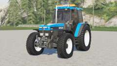 New Holland 40-series〡wheels selection for Farming Simulator 2017