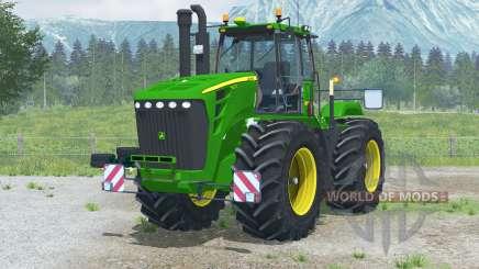 John Deere 9630〡wheels options for Farming Simulator 2013