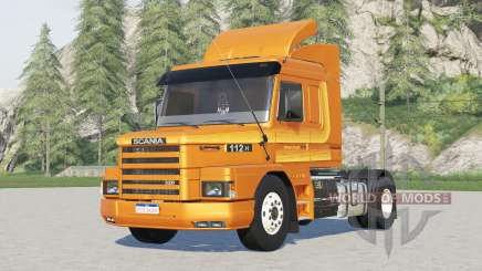 Scania 3-series, L-series, R-series for Farming Simulator 2017