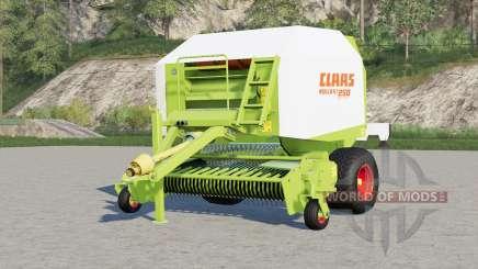 Claas Rollant 250 RotoCut〡choice color rims for Farming Simulator 2017