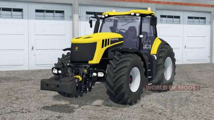 JCB Fastrac 8310〡with front weight for Farming Simulator 2015