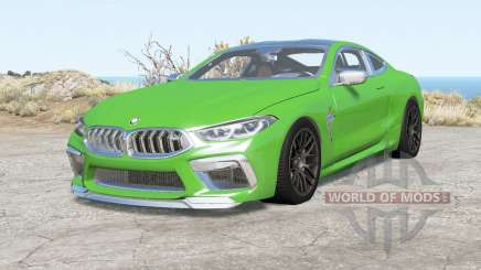 BMW M8 Competition coupe (F92) 2019 for BeamNG Drive