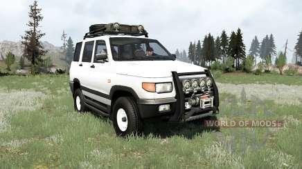 UAS 3160 for MudRunner