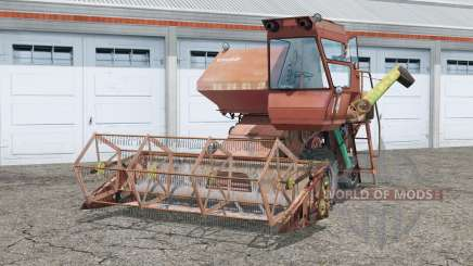 SK-5 Niva〡s harvest for Farming Simulator 2015