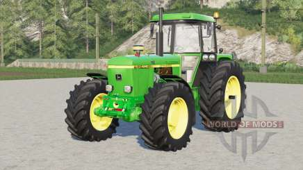 John Deere 4040 series〡SimpleIC for Farming Simulator 2017