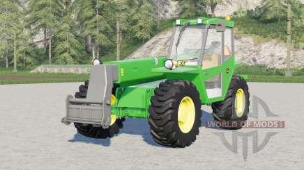John Deere 4500〡4 tyre brand configurations for Farming Simulator 2017