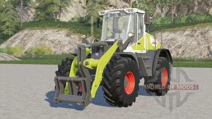 Claas Torion 1000 for Farming Simulator 2017