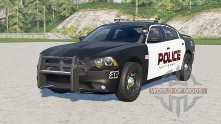 Dodge Charger Pursuit (LD) 2011 for Farming Simulator 2017