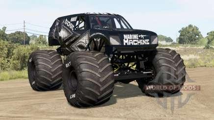 CRD Monster Truck v2.2 for BeamNG Drive