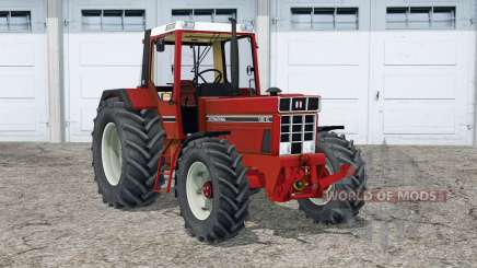 International 1255 XL〡Continental tires for Farming Simulator 2015