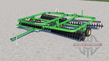 John Deere 220 disc for Farming Simulator 2017