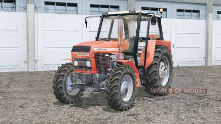 Ursus 1014〡dust from under the wheels for Farming Simulator 2015