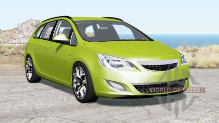 Opel Astra Sports Tourer (J) 2010 for BeamNG Drive