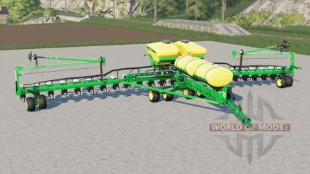 John Deere DB60〡connection hoses for Farming Simulator 2017