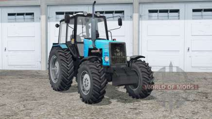 MTH 1221 Belarus〡s and traces of wheels for Farming Simulator 2015