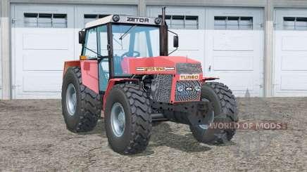 Zetor 16145 Turbo〡new wheels for Farming Simulator 2015