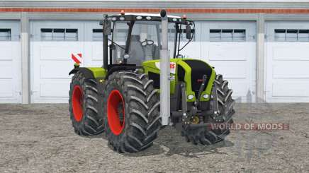 Claas Xerion 3300 Trac VC〡speed display control for Farming Simulator 2015