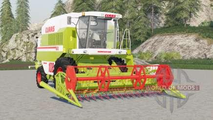 Claas Dominator 108 VX for Farming Simulator 2017