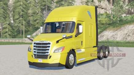 Freightliner Cascadia Raised Roof 2019 for Farming Simulator 2017