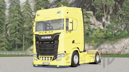 Scania S-series for Farming Simulator 2017