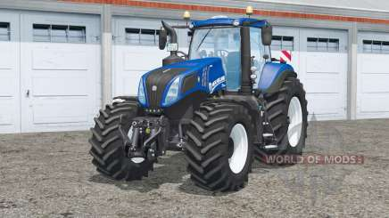 New Holland T8.420〡Blue Power for Farming Simulator 2015