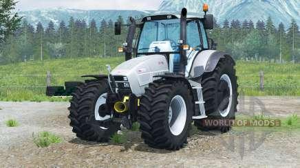 Hurlimann XL 130〡added wheels for Farming Simulator 2013
