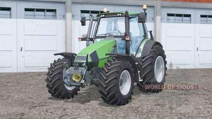 Deutz-Fahr Agrotron 120 MK3〡interactive control for Farming Simulator 2015
