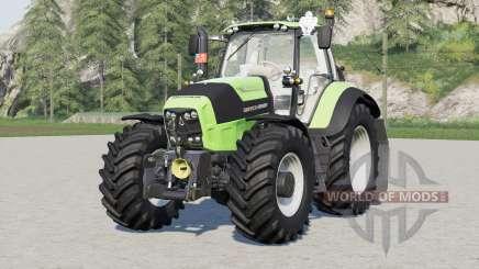 Deutz-Fahr Serie 7 TTV Agrotron〡power selection for Farming Simulator 2017