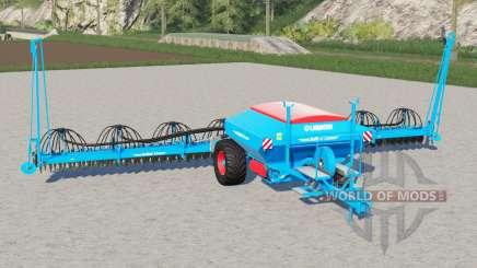 Lemken Solitair 12 DRL for Farming Simulator 2017