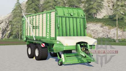 Krone ZX 450 GD〡forage wagon for Farming Simulator 2017