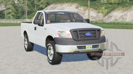 Ford F-150 Regular Cab 2004 for Farming Simulator 2017