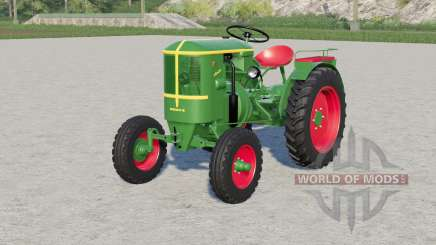 Deutz F1L-514-51 for Farming Simulator 2017