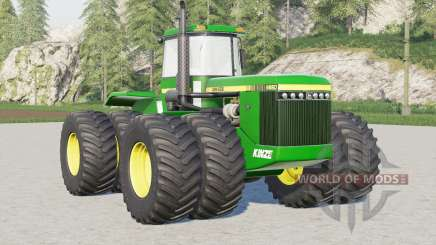 John Deere 8850 for Farming Simulator 2017