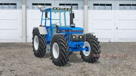 Ford 7810〡FL console for Farming Simulator 2015