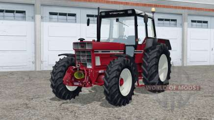 International 1255 A〡animierte auspuffklappe for Farming Simulator 2015