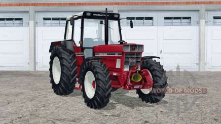 International 1455 A〡animated exhaust flap for Farming Simulator 2015