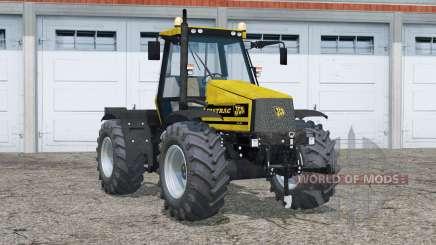 JCB Fastrac 2140〡animated clock for Farming Simulator 2015