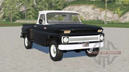Chevrolet K10 Stepside 1965 for Farming Simulator 2017