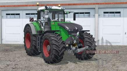 Fendt 1050 Vario〡opening roof hatch for Farming Simulator 2015