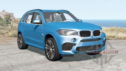 BMW X5 M (F85) 2015 for BeamNG Drive