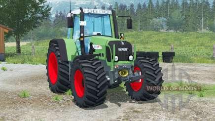 Fendt 718 Vario TMS〡FL console for Farming Simulator 2013