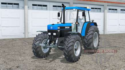 New Holland 8340 for Farming Simulator 2015