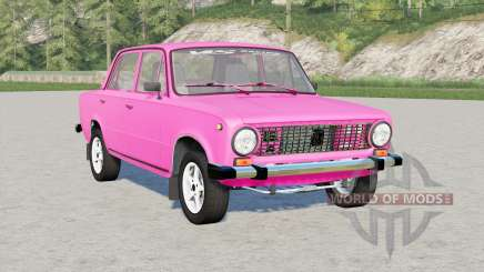 Vaz 2101 Jiguli〡animimated elements for Farming Simulator 2017