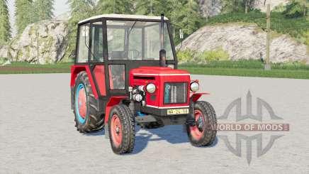 Zetor 6718 for Farming Simulator 2017