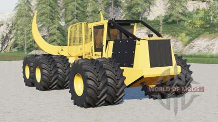 Tigercat C640E for Farming Simulator 2017