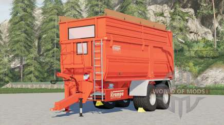 Krampe Big Body 650 for Farming Simulator 2017