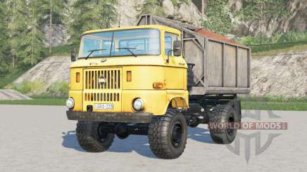 IFA W50 L〡various superstructures for Farming Simulator 2017
