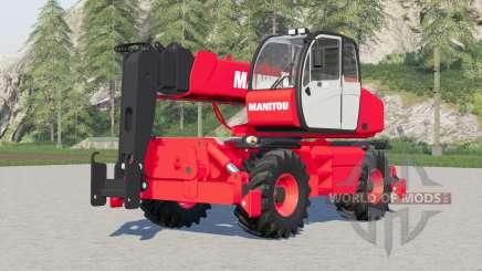 Manitou MRT 2150 for Farming Simulator 2017