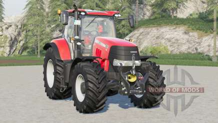Case IH Puma CVX〡added decoration for Farming Simulator 2017