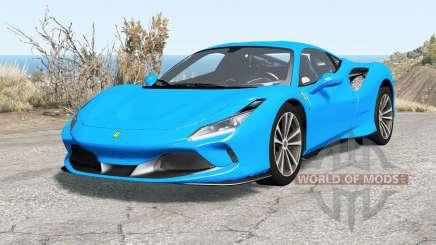 Ferrari F8 Tributo 2020 for BeamNG Drive